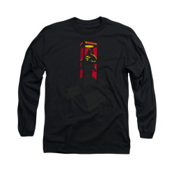 Image for Superman Long Sleeve Shirt - Super Booth