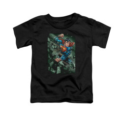 Image for Superman Toddler T-Shirt - Indestructible