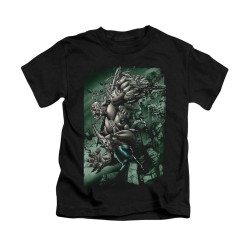 Image for Superman Kids T-Shirt - Doomsday Destruction