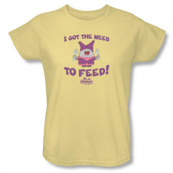 Image for Chowder Need to Feed Woman's T-Shirt