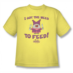 Image for Chowder Need to Feed Youth T-Shirt