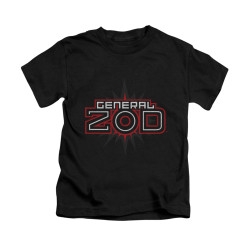 Image for Superman Kids T-Shirt - Zod Logo