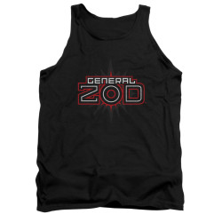 Image for Superman Tank Top - Zod Logo