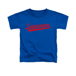 Image for Superman Toddler T-Shirt - S Tail