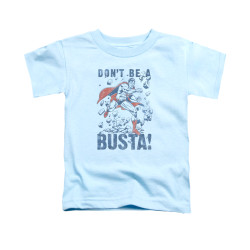 Image for Superman Toddler T-Shirt - Busta