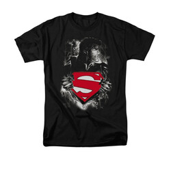 Image for Superman T-Shirt - Darkest Hour