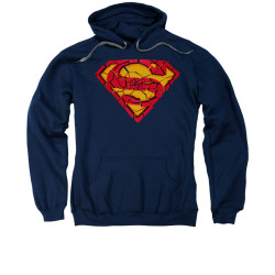 Image for Superman Hoodie - Shattered Shield
