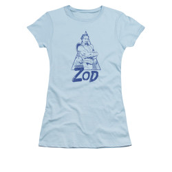 Image for Superman Girls T-Shirt - Vintage Zod