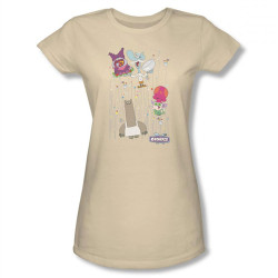 Image for Chowder Dots Collage Girls Shirt