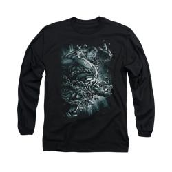 Image for Superman Long Sleeve Shirt - Break Free