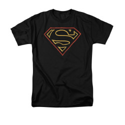Image for Superman T-Shirt - Colored Shield