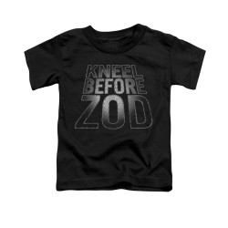 Image for Superman Toddler T-Shirt - Before Zod
