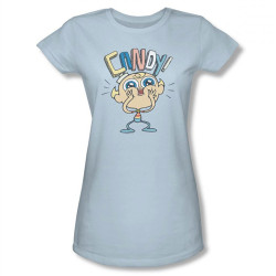Image for Misadventures of Flapjack Candy Girls Shirt