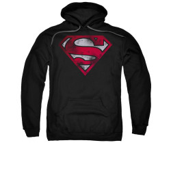 Image for Superman Hoodie - War Torn Shield