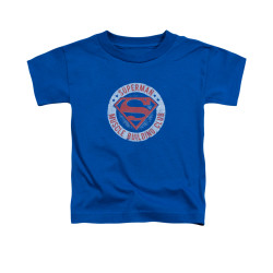 Image for Superman Toddler T-Shirt - Muscle Club