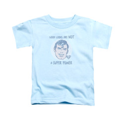 Image for Superman Toddler T-Shirt - Good Looks