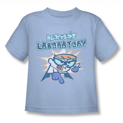 Image for Dexter's Laboratory What do you want? Kids T-Shirt
