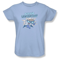 Image for Dexter's Laboratory What do you want? Woman's T-Shirt