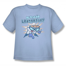 Image for Dexter's Laboratory What do you want? Youth T-Shirt