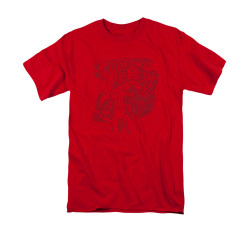 Image for Superman T-Shirt - Code Red