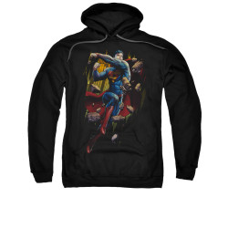 Image for Superman Hoodie - Flying Determination