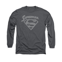 Image for Superman Long Sleeve Shirt - Super Arch