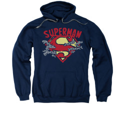 Image for Superman Hoodie - Chain Breaking