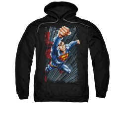 Image for Superman Hoodie - Faster Than