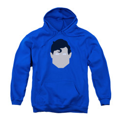 Image for Superman Youth Hoodie - Supes Head