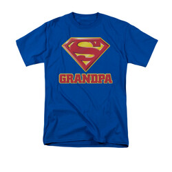 Image for Superman T-Shirt - Super Grandpa