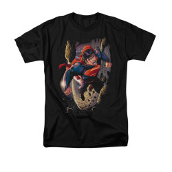 Image for Superman T-Shirt - Orbit