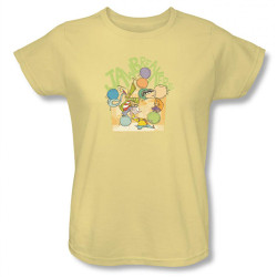 Image for Ed Edd n Eddy Jawbreakers Woman's T-Shirt