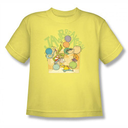 Image for Ed Edd n Eddy Jaw Breakers Youth T-Shirt