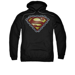 Image for Superman Hoodie - Chained Shield