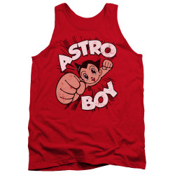Image for Astro Boy Tank Top - Flying