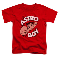 Image for Astro Boy Toddler T-Shirt - Flying