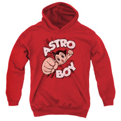 Image for Astro Boy Youth Hoodie - Flying