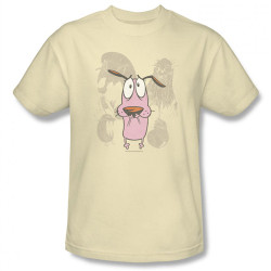 Courage the Cowardly Dog Monsters T-Shirt