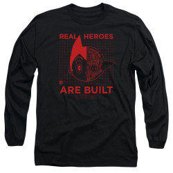 Image for Astro Boy Long Sleeve Shirt - Real Hero