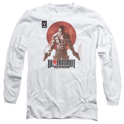 Image for Bloodshot Long Sleeve Shirt - Reborn