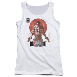 Image for Bloodshot Girls Tank Top - Reborn