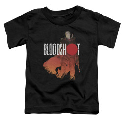 Image for Bloodshot Toddler T-Shirt - Taking Aim