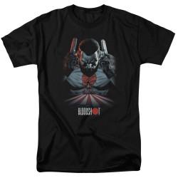 Image for Bloodshot T-Shirt - Blood Lines