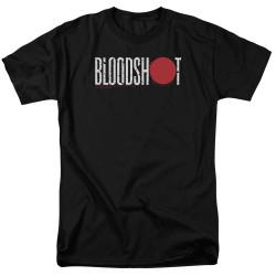Image for Bloodshot T-Shirt - Logo