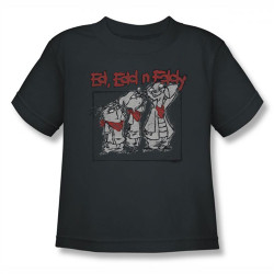 Image for Ed Edd n Eddy Stand by Me Kids T-Shirt