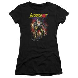 Image for Bloodshot Girls T-Shirt - Vintage Bloodshot