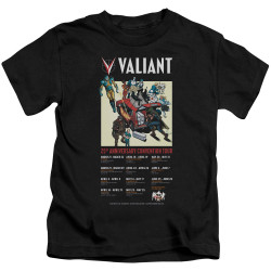 Image for Valiant Kids T-Shirt - 25 Years