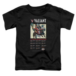 Image for Valiant Toddler T-Shirt - 25 Years