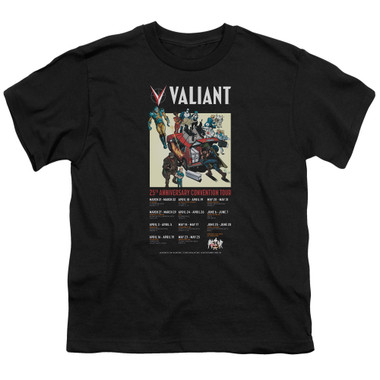 Image for Valiant Youth T-Shirt - 25 Years