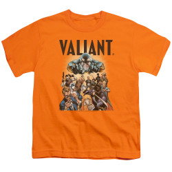 Image for Valiant Youth T-Shirt - Pyramid Group